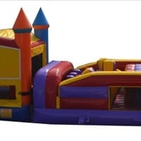 3LaneObstaclewithBounceSlide