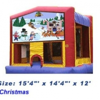 Christmas Bounce House