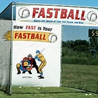 Fastball Speed Radar