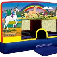 Indoor Modular - Horse Fantsyland 12x13x8