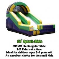 Lil Splash Slide