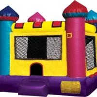 Mini Castle/Ball Pit Bouncer