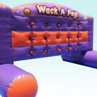 Wack A Peg size - 12L x 4W x 6H