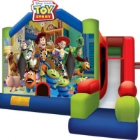 Toy Story 3 Combo: 22'L x 19'W x 15'H